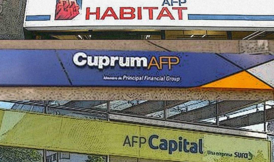Dueños de AFP también hacen SU RETIRO: Hábitat, Cuprum y Capital retiran $150 MIL MILLONES con cargo al ejercicio 2020