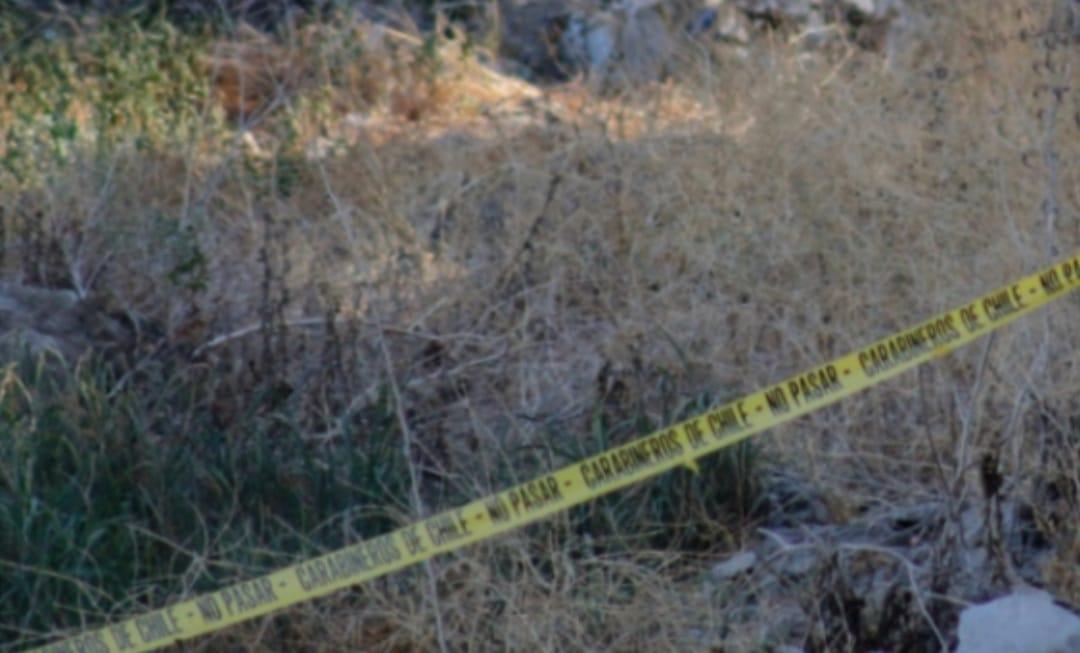 Bomberos acude a llamado de INCENDIO en matorrales y encuentra un CUERPO en sector Los Fresnos, Concepción