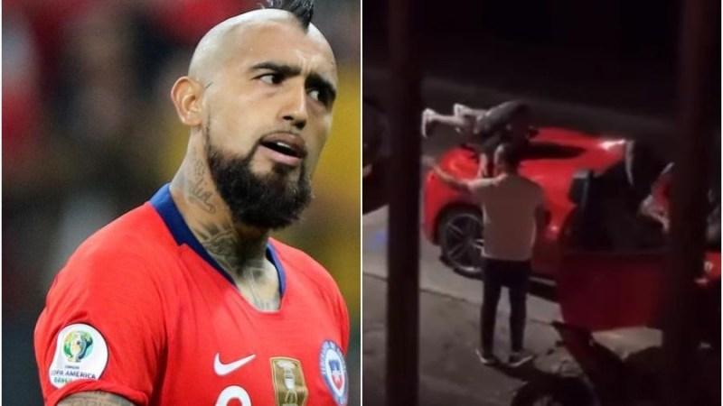 «OTRA VEZ KING» aparece video de Vidal «visiblemente borracho»