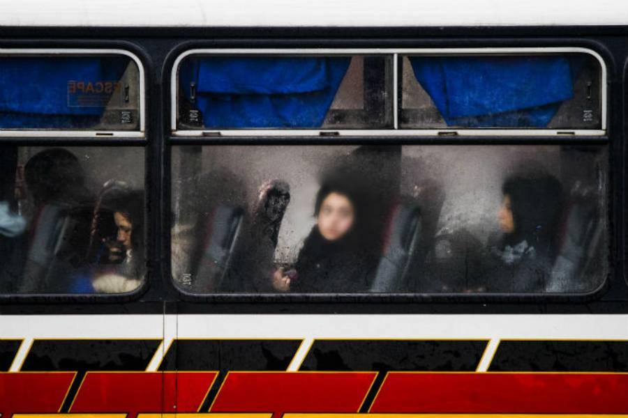 IMPACTO! Acusado de abuso sexual fue grabado por víctima al interior de bus interprovincial