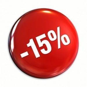 15% de Descuento en Terapia