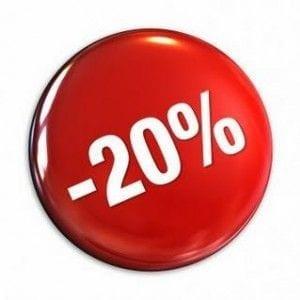 20 % de Descuento en Evaluaciones
