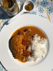 Kapmalai Hühner Curry