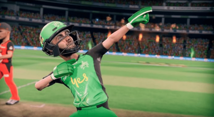 Big Bash Cricket 2018 Mod APK