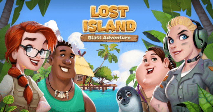 Download Lost Island: Blast Adventure Latest Mod APK & Mod IPA