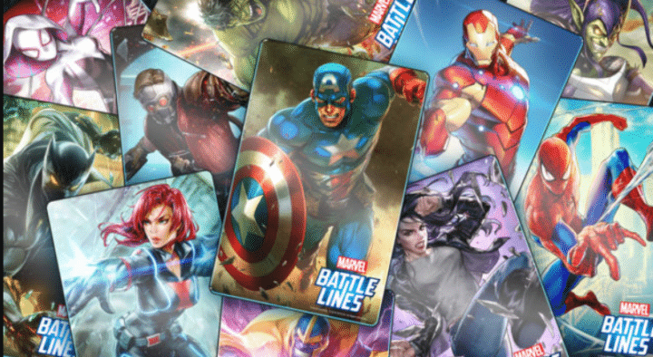 Download Marvel Battle lines Mod APK & Mod IPA v2.12.0
