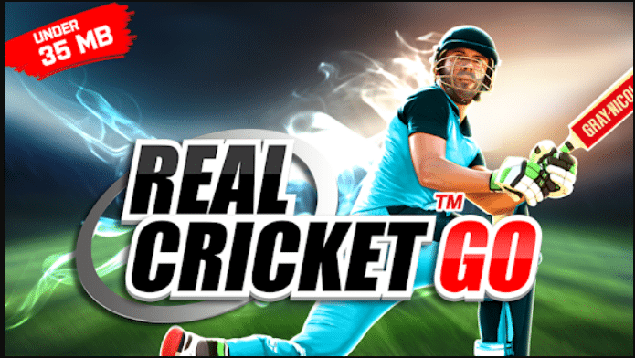 Download Real Cricket Go Mod APK Latest Version v0.1.98 Updated