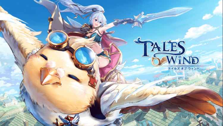 Download Tales of Wind Latest Mod APK & IPA v1.1.8