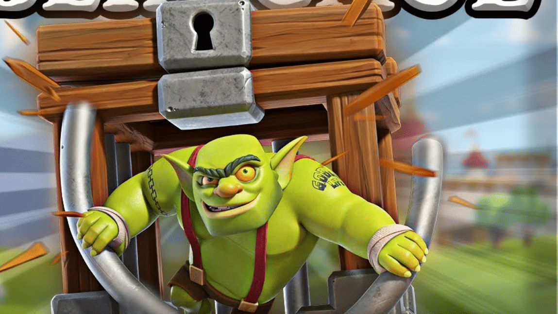 Goblin Cage event and card