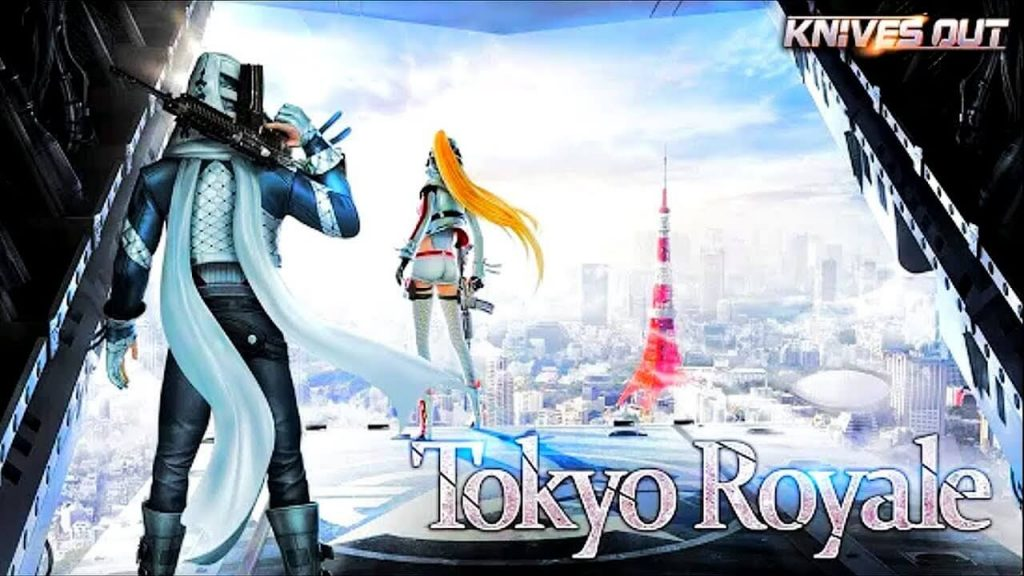 Knives Out Tokyo Royale Private servers