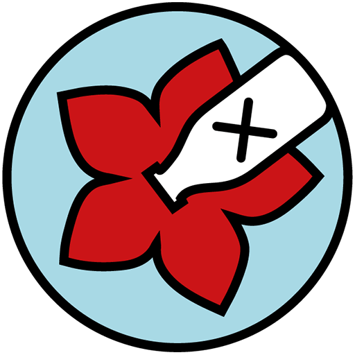 Chiliblüten Logo
