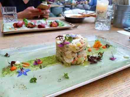 Salata de caracatiță