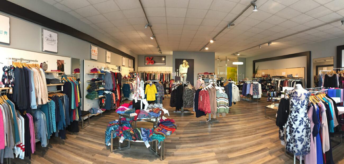 Chill Mode - Hacheburg - Blick durch das Ladenlokal