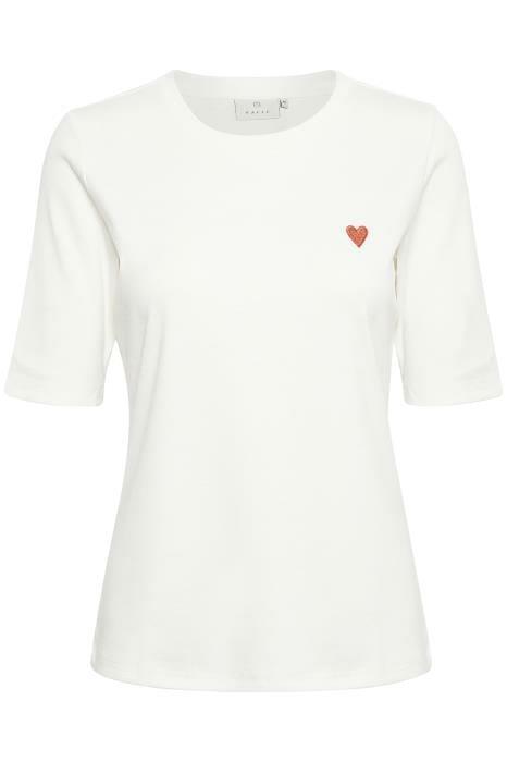 Kaffe-Shirt-Herz
