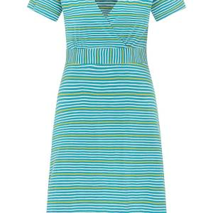Jersey-Kleid-Tranquillo-pool-stripes