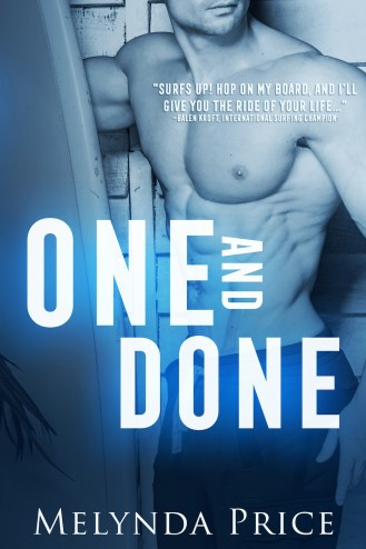 One and Done Kindle Cover.jpg