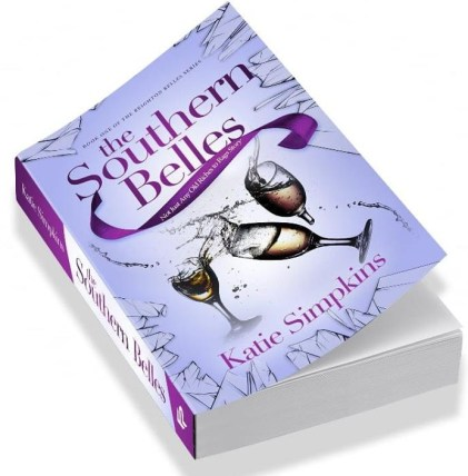 The Southern Belles_cover