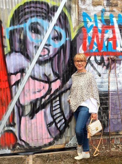 Leo-Poncho Graffiti