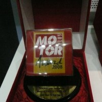SUZUKI SMASH, MENANG MOTOR PLUS AWARD 2008!