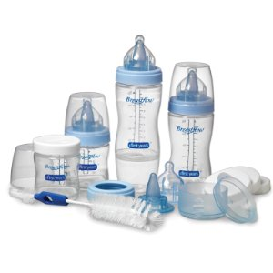 Breastflow bottles