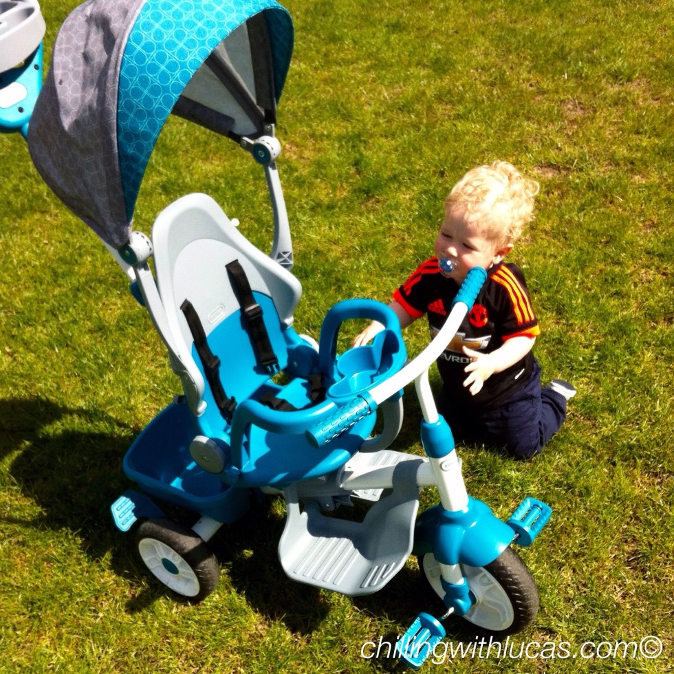 Little tikes perfect 4 in 1 review