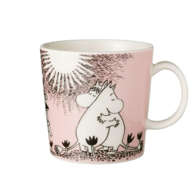 Mothers day gift ideas moomin mug