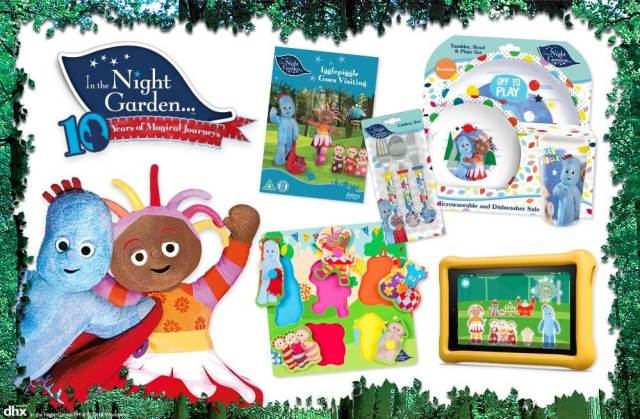 In the Night Garden giveaway