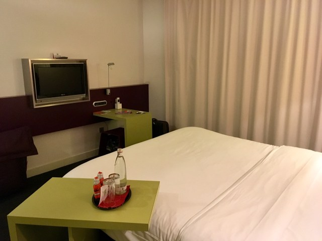 Ibis Styles Hamburg Alster City review