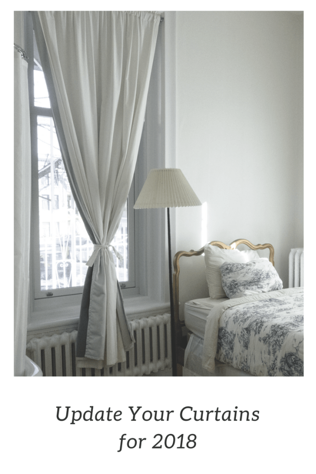 Design Trends Update Your Curtains For 2018 Interiors Homegarden