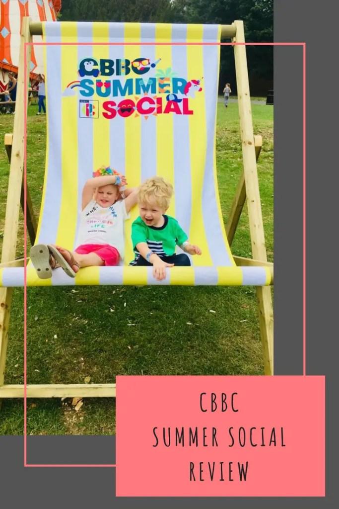 CBBC Summer Social review #CBBCSummerSocial #Liverpool #ChildrensFestival