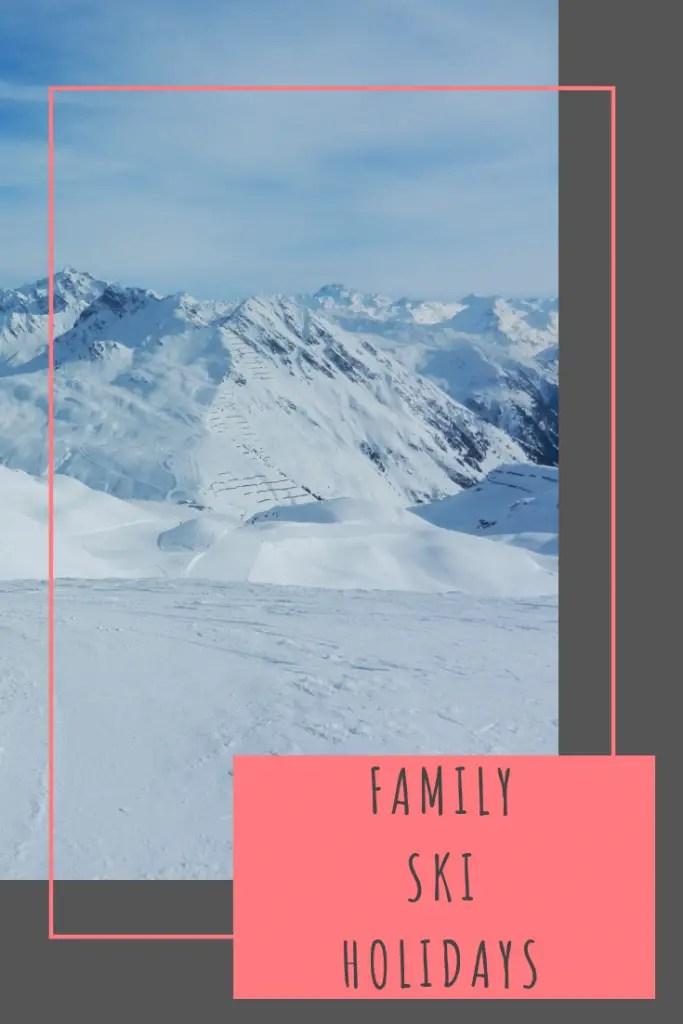 Family ski holidays #vacation #wintersports #europe
