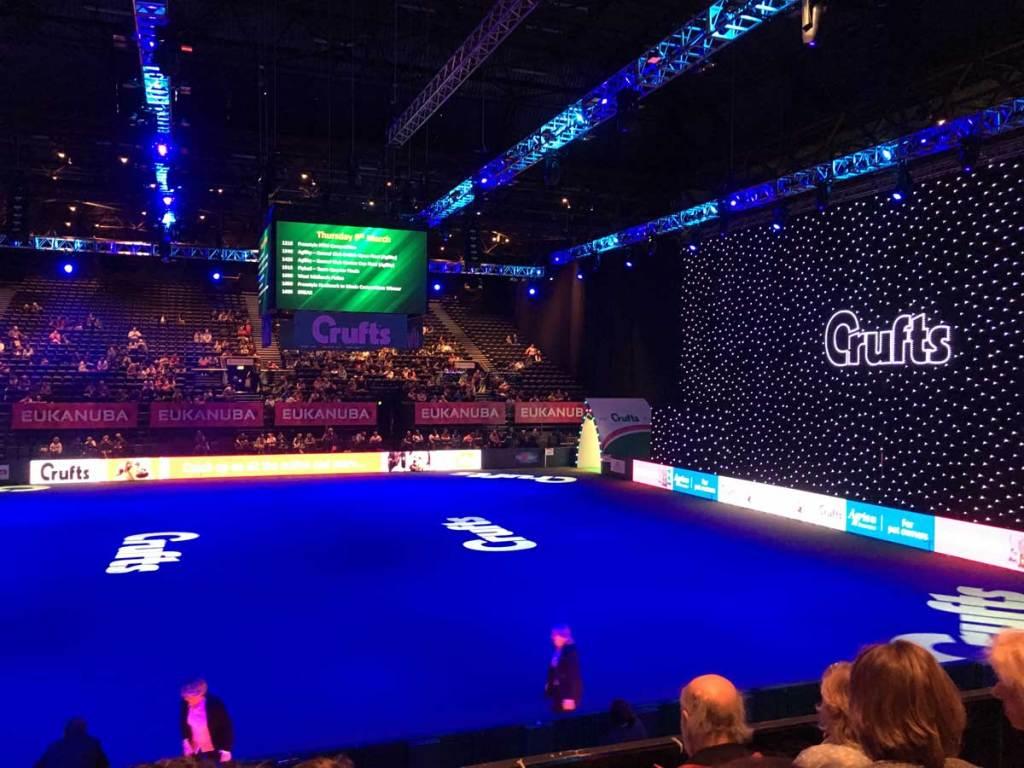 Crufts 2017 Arena