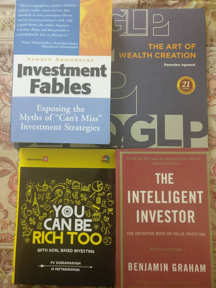 4 books towards better finances and investments 1