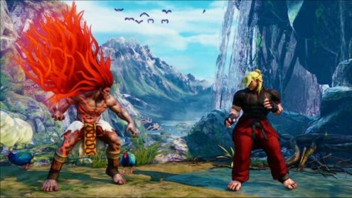 15 Best Upcoming PS4 Games in 2016   Page  2 Street Fighter V PS4 Video Game