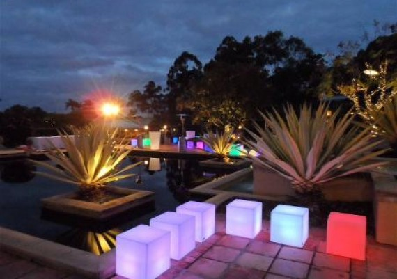 Event Rentals, Chillounge Night Furniture, Tampa, St
