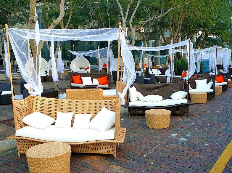 Chillounge Night, The Ultimate Outdoor Lounge Party