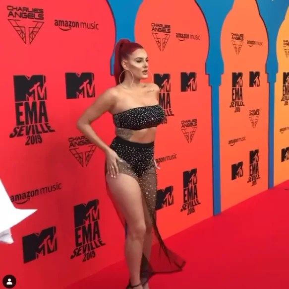 The Best And Worst Dressed At The Mtv Emas Red Carpet