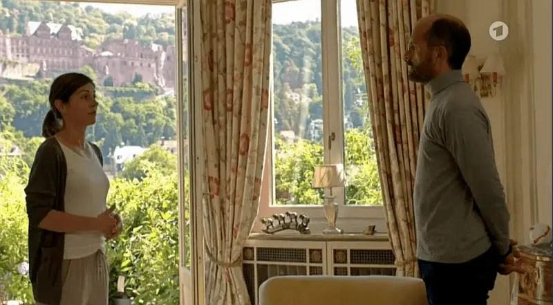 Hotel Heidelberg   Filmreihe um ein Hotel am Neckar in ...
