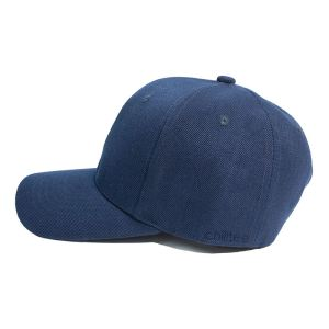 Custom and Embroider your Dark Blue Cap Left View