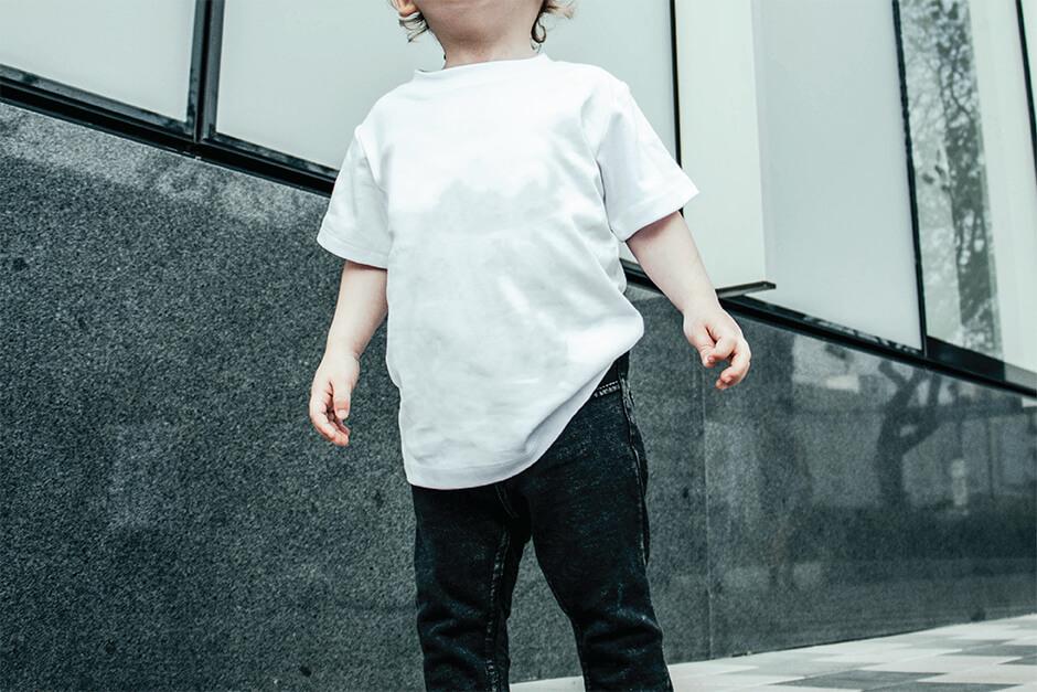 kids crew t-shirt
