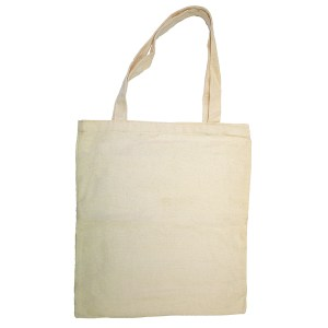 Custom your Canvas Tote-bag Free size Front View