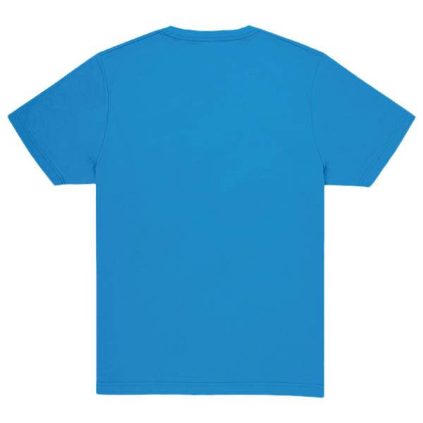 Unisex Blue Lapis Crew T-shirt Back
