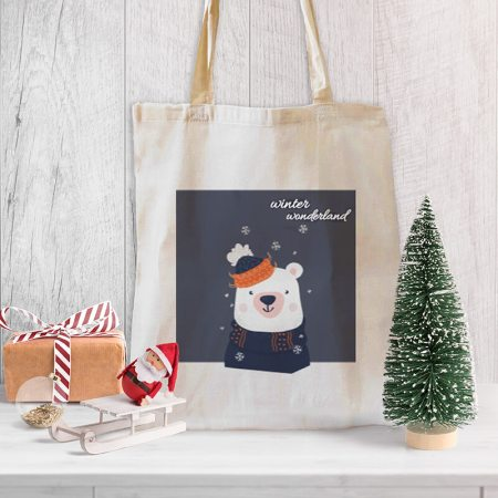 Winter Wonderland Tote-bag