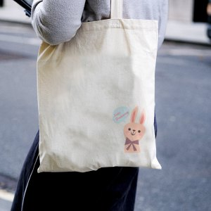 Keep Dreaming Canvas Tote-bag Freesize, Custom our iTee template and make it yours. Model View
