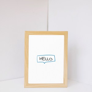 Create your Say Hello! Embroidered Cap Thumbnail, Custom our iTee template and make it yours.