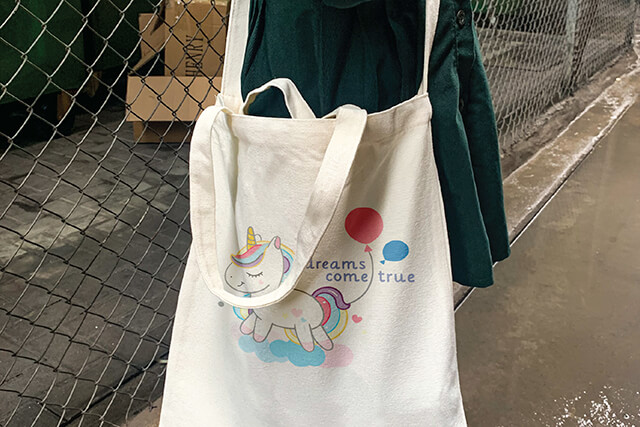 custom versatile tote-bag