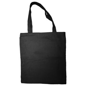 Custom your Black Tote-bag Free size Black View