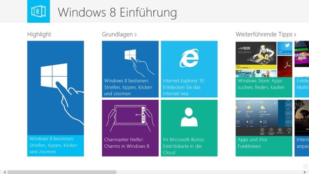 Windows 8 App