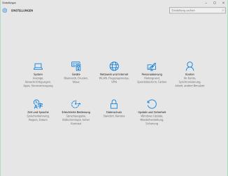 Windows 10 nach Installation 3