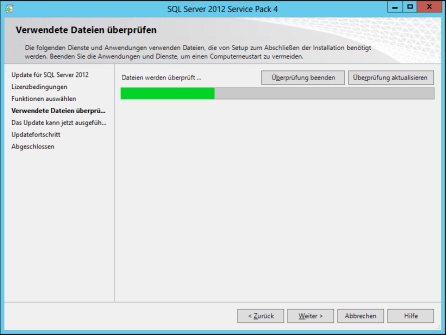 4Lynx 2013 SQL Server Service Pack Update 4